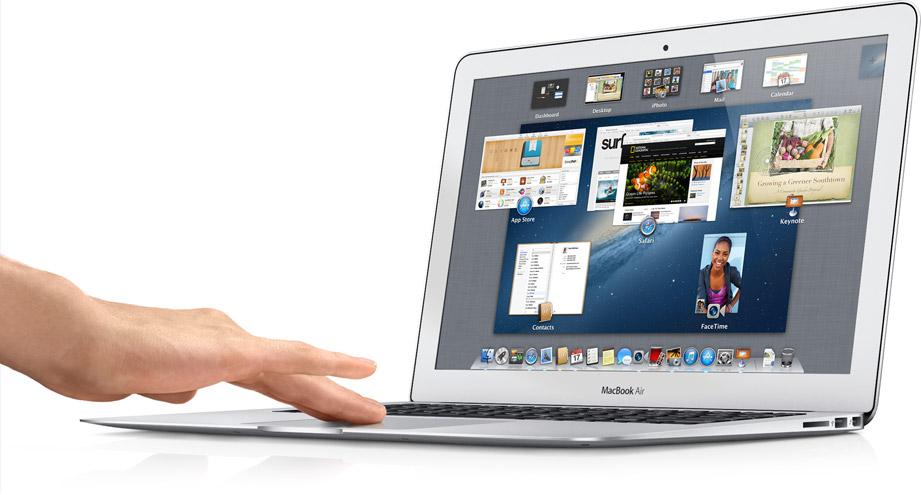 Рука об руку с OS X.