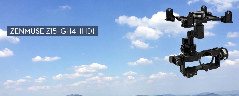DJI Zenmuse Z15-GH4 (HD)