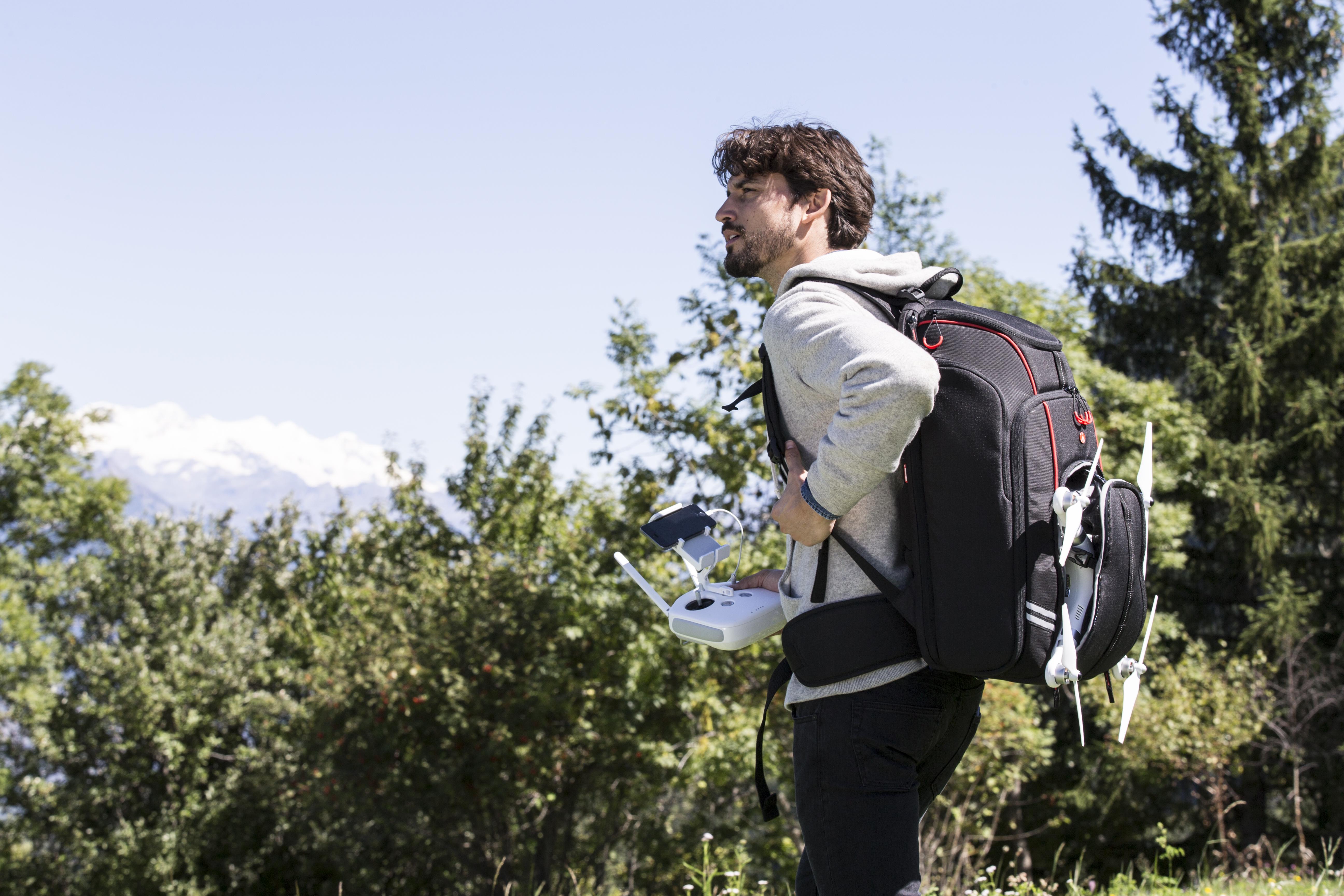 293e27d7643f Купить Manfrotto BP-D1 Drone Backpack D1 Рюкзак для DJI Phantom 3/4 ...