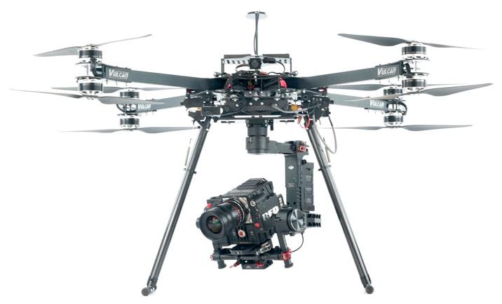 Двигатель и пропеллеры | Квадрокоптеры